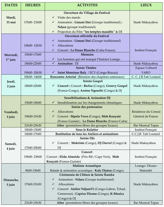 Planning Act detaillé