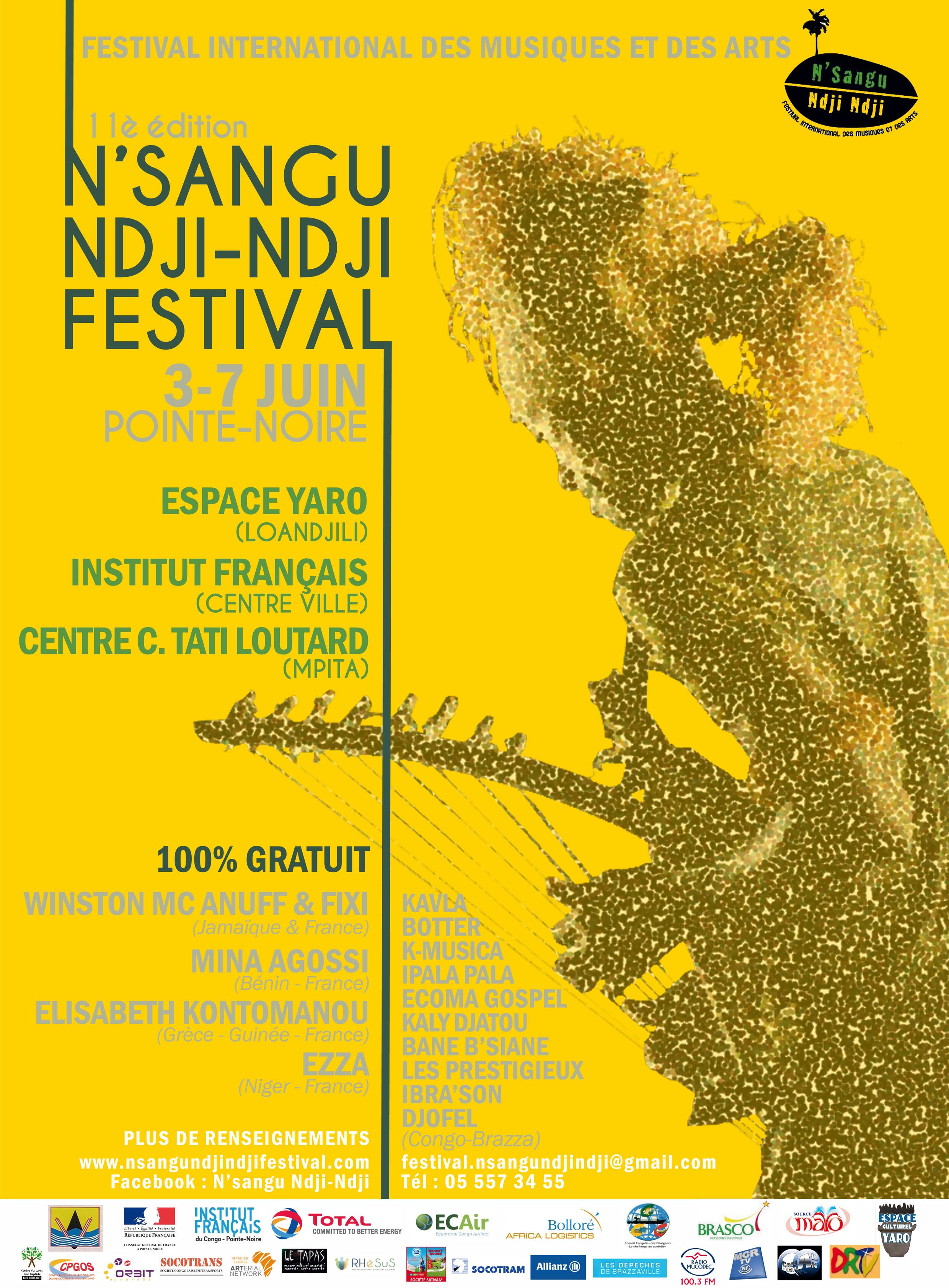 festival n'sangu ndji ndji
